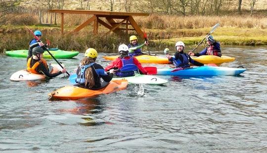 Kayak Tour In Craggan Golf Course