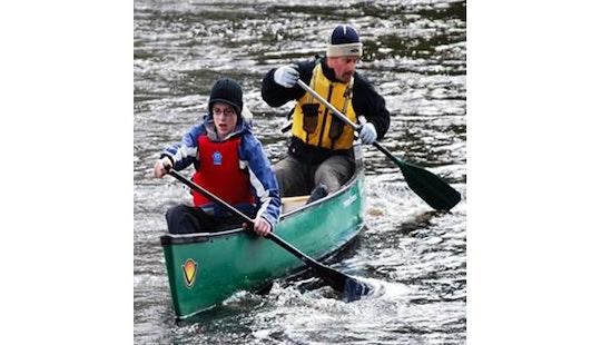 Canoe Tour In Craggan Golf Course