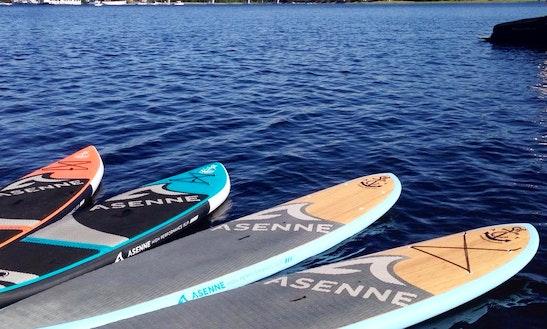 Paddleboard Rental In Jyväskylä, Finland