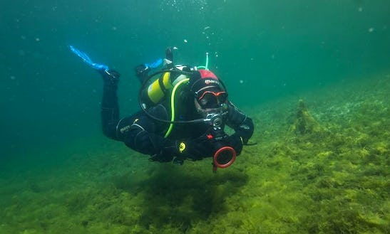 Diving Trips & Courses In Espoo