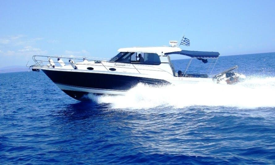 Boat Cruises in Thasos