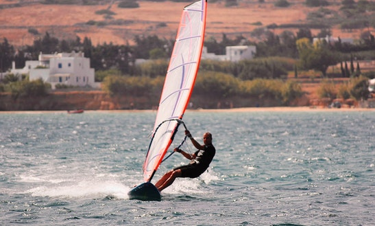 Windsurfing Lesson In United Kingdom