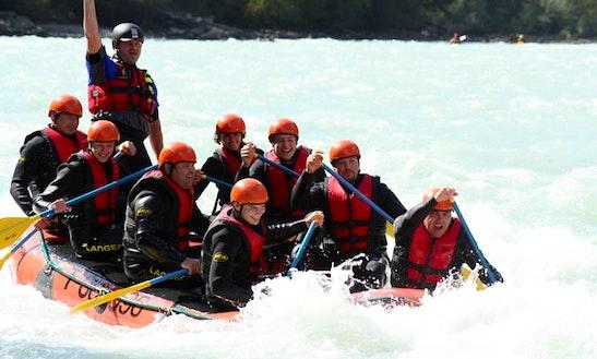 Rafting Trips In Gemeinde Sautens