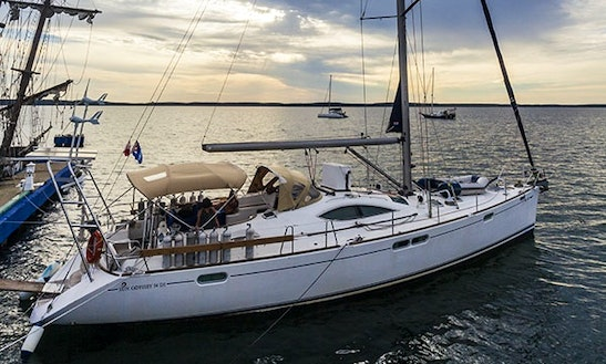 Exclusive Charter On Sun Odyssey 54ds In Cienfuegos, Cuba