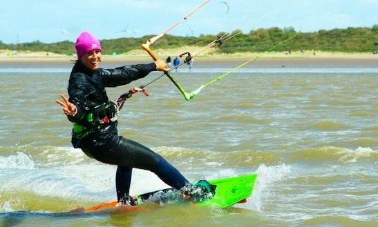Kitesurfing Courses In Oostvoorne