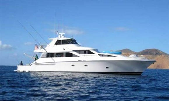 89' Cheoy Lee Power Mega Yacht Charter in Long Beach