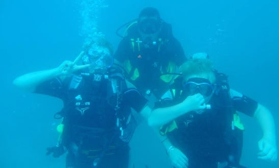 Dive Tours / Instruction Up To Protec/cmas 2** Instructor