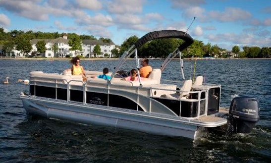 Pontoon For Rent In Addison