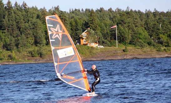 Windsurfing Lessons In Oslo