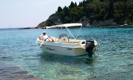 16' Naxo Powerboat In Pexos