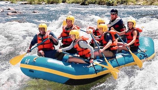 Rafting Trips In Mugla, Turkey