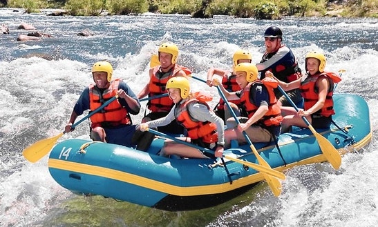 Rafting Trips In Mugla, Turkey