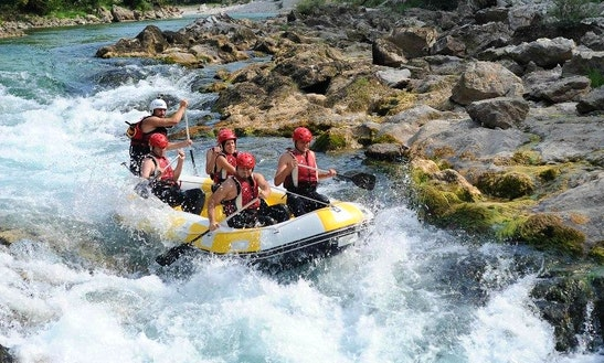 Rafting Tour In Bukovica