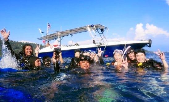 Diving Trips In Kota Kinabalu