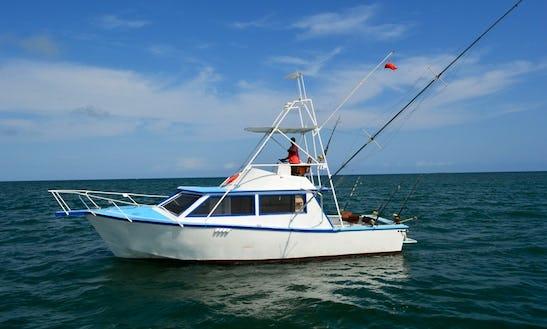 39' Fishing Charter