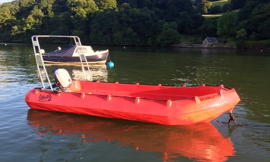 Whaly 435 Dinghy Hire In Dittisham