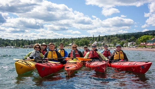 Kayaking Hire In England