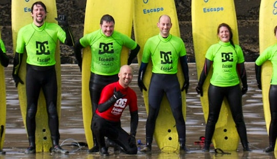 Surf Lessons, Courses And Hire In Newquay