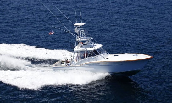 Charter 43' Sport Fisherman Yacht In South Kingstown, Rhode Island