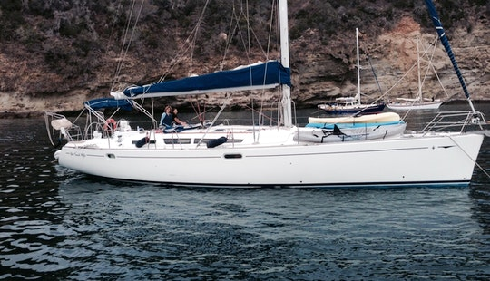 Jeanneau 49 Sailing Charter In Channel Islands Harbor