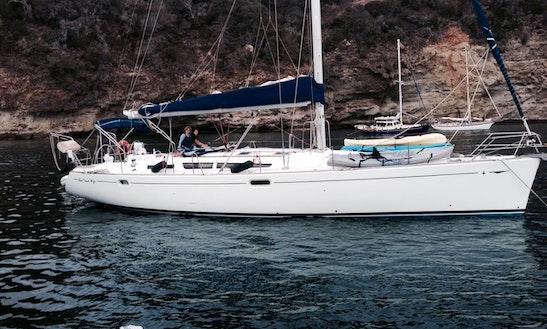 Jeanneau 49 Sailing Charter In Channel Islands Harbor