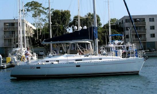 Charter The Beneteau 38