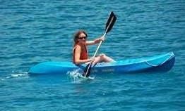 Single Kayak Tour in Augusta