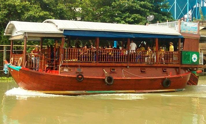 """""""Ayutthaya"""" Cruising Trips in Phra Nakhon Si Ayutthaya"""