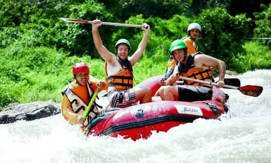 Rafting Tours In Tambon Ratsada