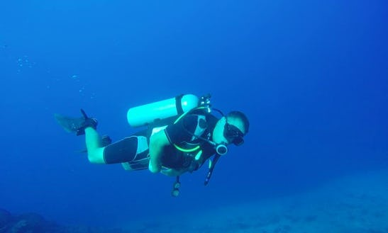 Diving Trips In Western Division, Fiji