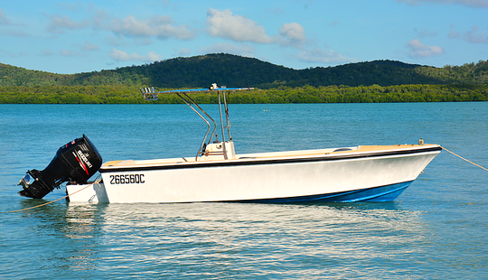 Sport Fishing Experience On Cape York