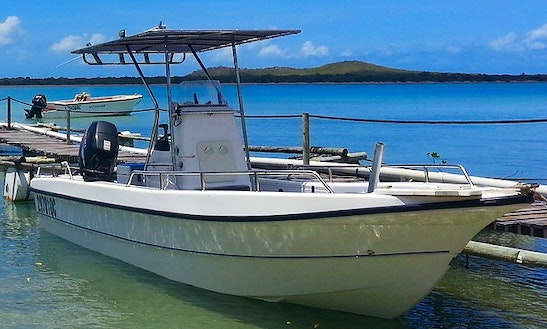 4 Days / 5 Nights Cape York Sport Fishing Experience