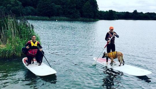 Paddleboard  Hire In Mytchett