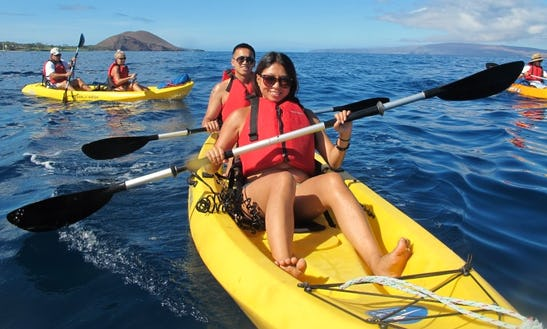Kayak Rental & Trips In Kihei, Hawaii