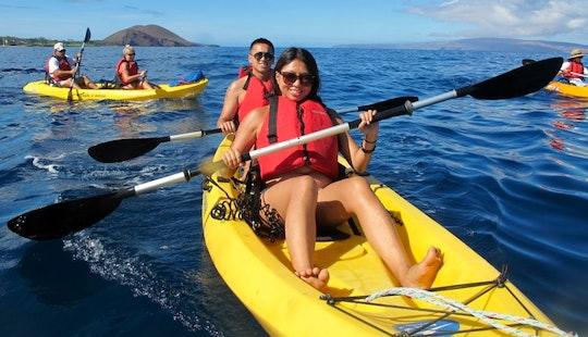 Kayak Rental & Trips In Kihei, Hawaii
