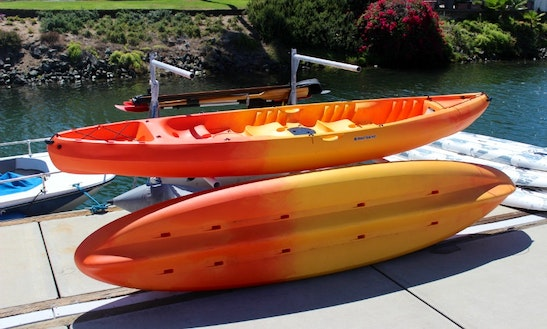 Kayak Adventure In San Diego, California