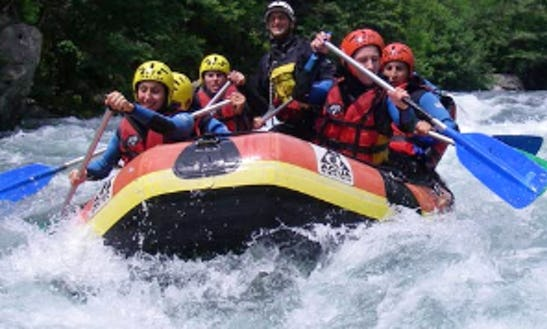 Rafting Trips (class 3 Category) In Breil-sur-roya, France