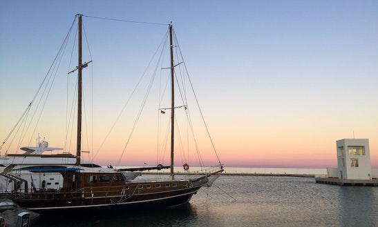 Gulet Rental In Manfredonia