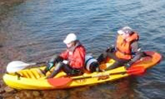 Personalized Kayak Lesson In Durrus, Ireland