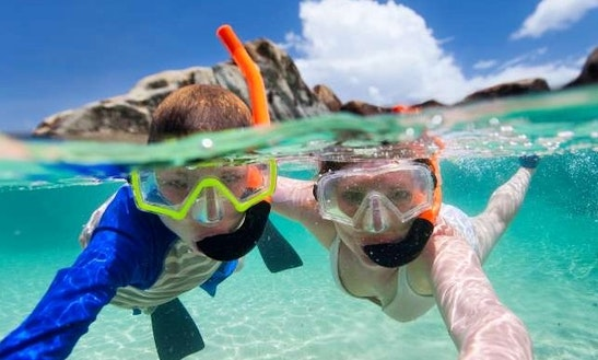 Snorkeling Trips In Lombok