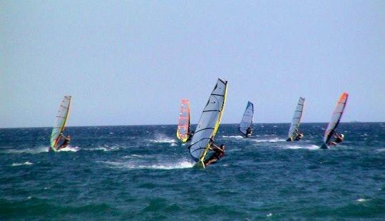 Windsurf Rental In Sellia Marina