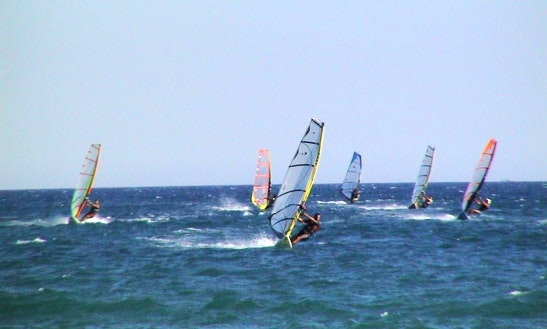 Windsurf Rental In Sellia Marina