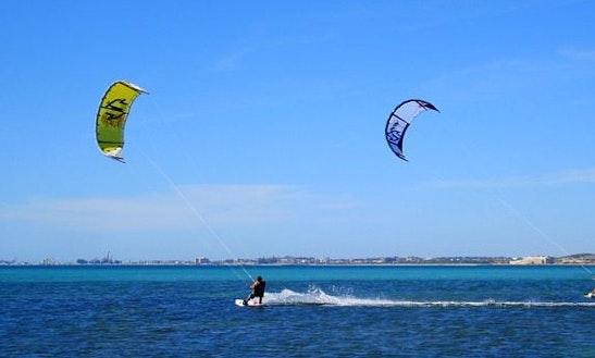 Kitesurf Rental In Sellia Marina