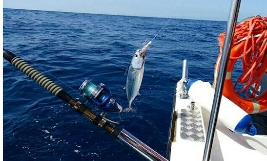 Sport Fisherman Fishing Charter In Isla Cristina