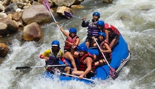 Rafting Trips In Phuket