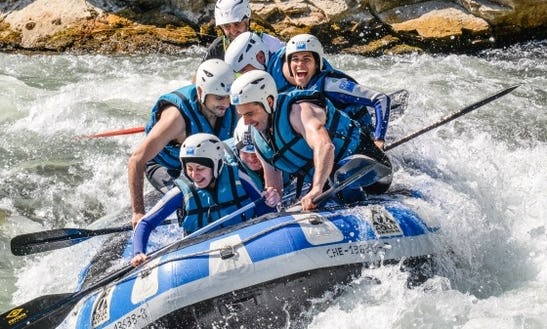 Rafting Trips In Pitillas
