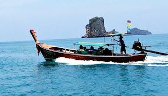 Four Island Tour In Tambon Ao Nang
