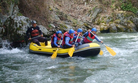 Rafting Tours In Sort