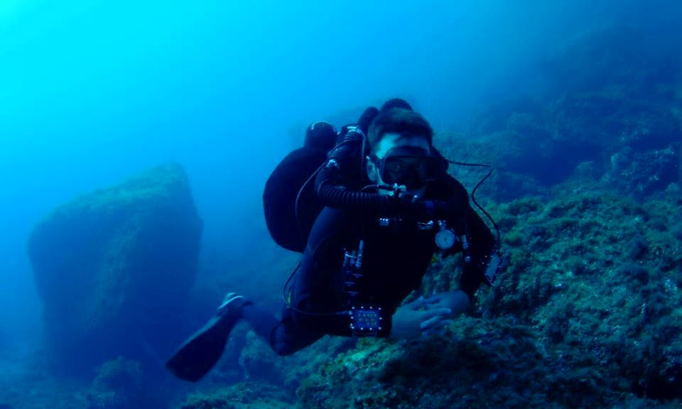 Scuba Diving Courses in Cartagena