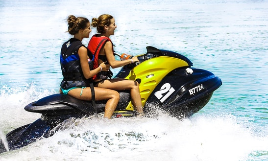 Jet Ski Tour & Rental In Ibiza